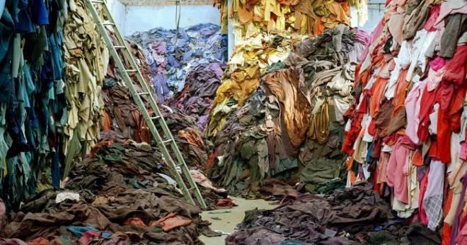 unsustainable clothing