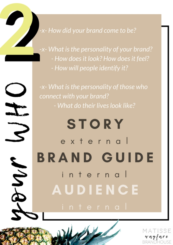 Creative Branding Strategy Story Brand Guide Audience