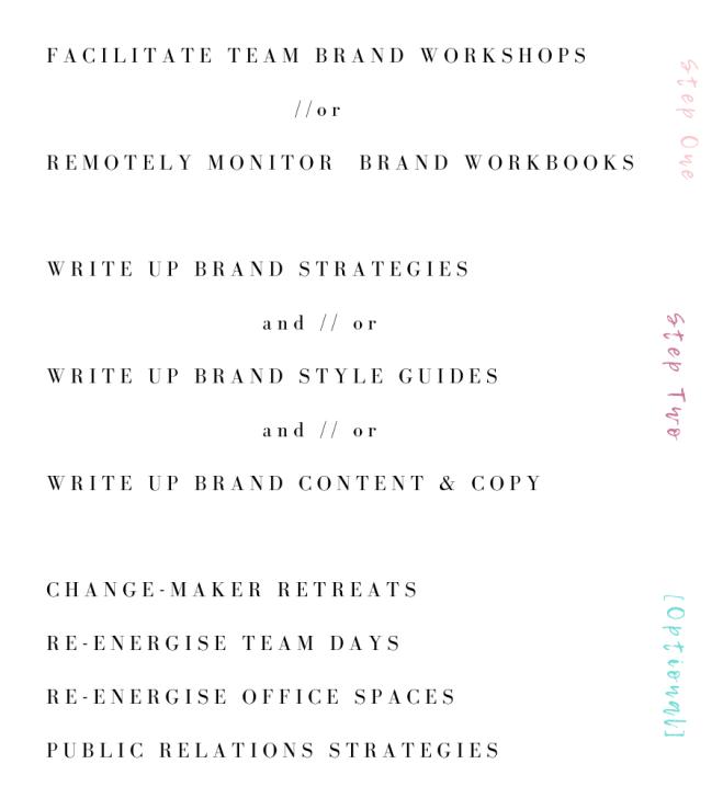 Matisse Walkden-Brown Brand Services